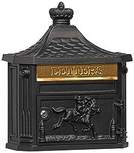 4. Salsbury Industries Victorian Mailbox