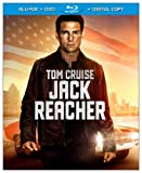 Jack Reacher (Two-Disc Blu-ray/DVD Combo + Digital Copy) by Paramount