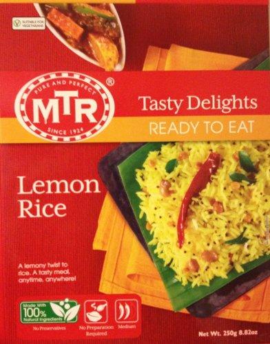 - MTR Lemon Rice, 10.58-Ounce (Pack of 10)