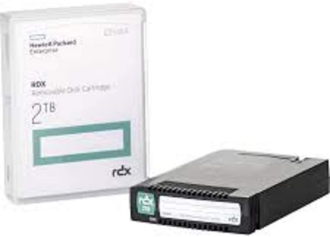"2 TB 2.5"" RDX Technology Hard Drive Cartridge"