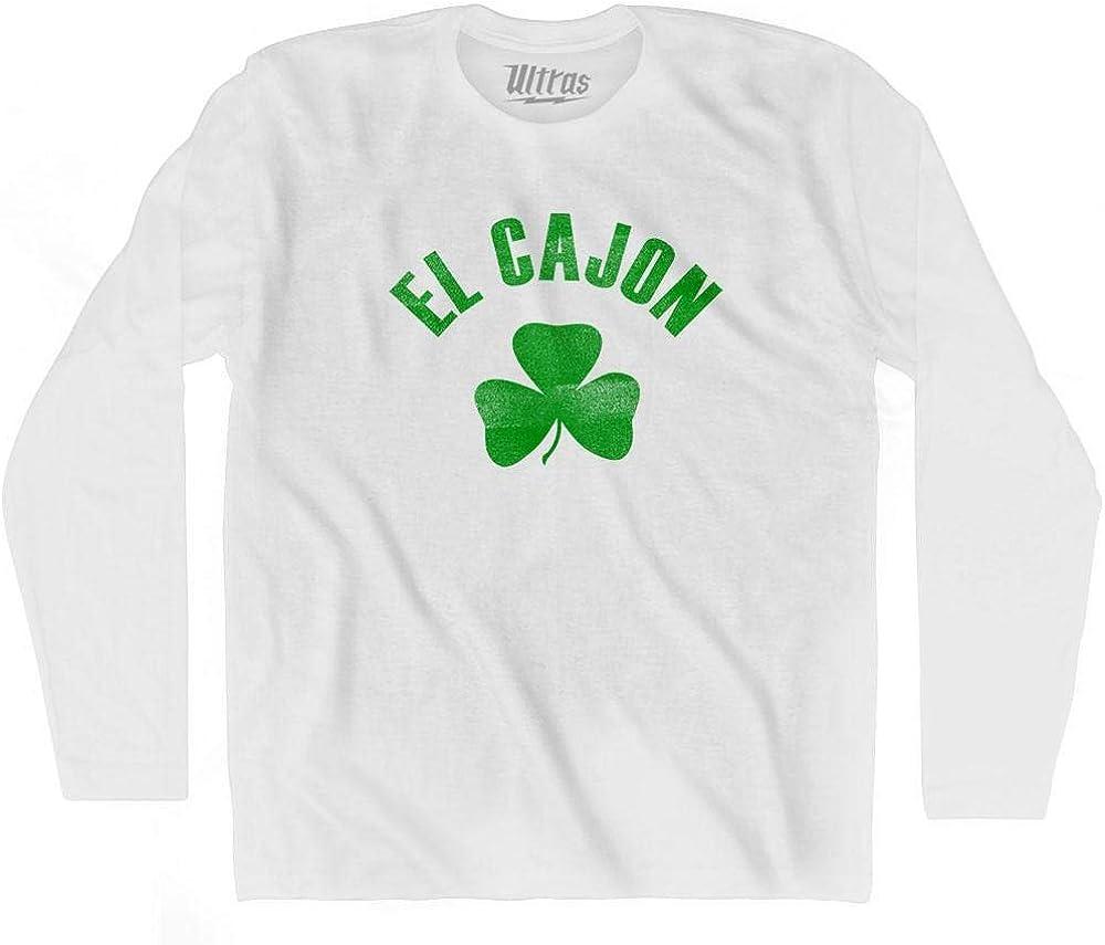 Ultras El Cajon City Shamrock Cotton T-Shirt