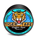 Gaffers Tape Gaff Tape 2 Inch x 30 Yards Electrical Black Tape – Pro Gaffer Tape Premium Heavy Duty Flexible Tape Waterproof by Tiger Tape