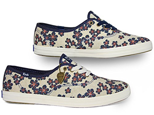 Core Fioritura Sneakers Canvas Champion Donna da Multicolore CVO Keds a8qBzwnEW