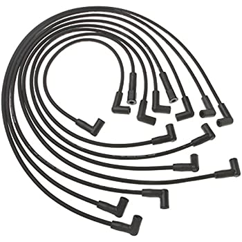 Amazon Com Acdelco 9608e Professional Spark Plug Wire Set Automotive