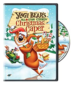Yogi Bears All-star Comedy Christmas Caper from Turner Home Ent