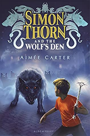 book cover of Simon Thorn and the Wolf\'s Den