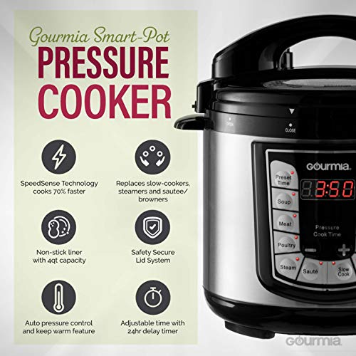 Buy 4 quart electric pressure cooker
