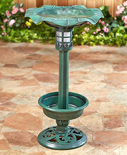 Solar Lighted Outdoor Planters - 4