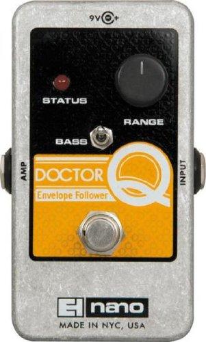 大洲市 Electro-Harmonix Guitar エレクトロハーモニックス Nano Doctor Q Envelope Filter B00AKQUZ6S ギター Doctor Guitar エフェクター ペダル【並行輸入品】 B00AKQUZ6S, 工房 墨彩舎:0d205055 --- a0267596.xsph.ru