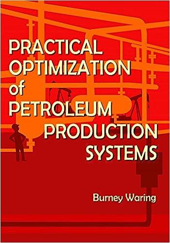 Practical optimization of petroleum production systems burney practical optimization of petroleum production systems burney waring ebook amazon fandeluxe Images