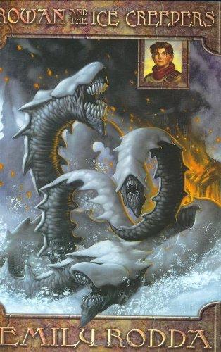 Rowan and the Ice Creepers (Rowan of Rin) PDF Text fb2 book