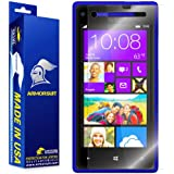 ArmorSuit MilitaryShield - HTC Windows Phone 8X Screen Protector Shield + Lifetime Replacements