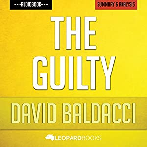 The Guilty, by David Baldacci Audiobook