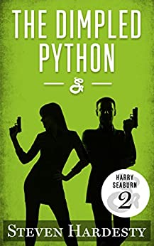 The Dimpled Python (The Harry Seaburn Series Book 2) by [Hardesty, Steven]