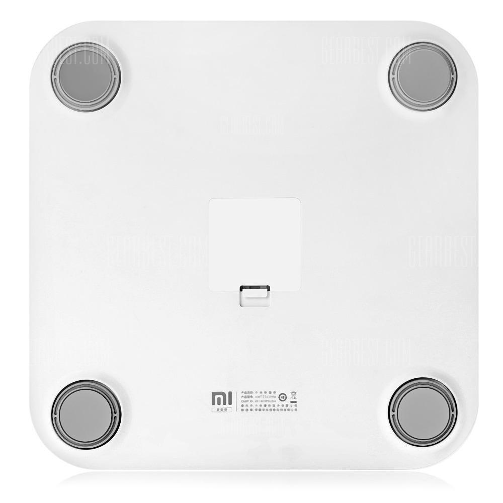 Báscula inteligente Xiaomi My Body Composición Scale Weebot