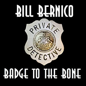 Badge to the Bone Audiobook