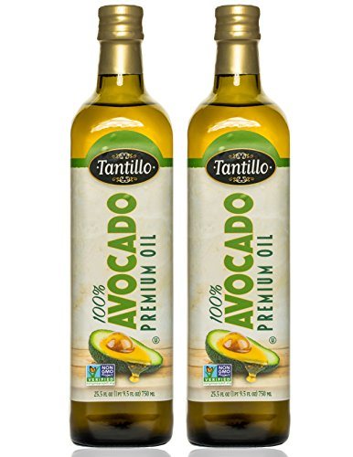 Tantillo 100% Avocado Premium Oil (Pack of 2) by Tantillo Foods