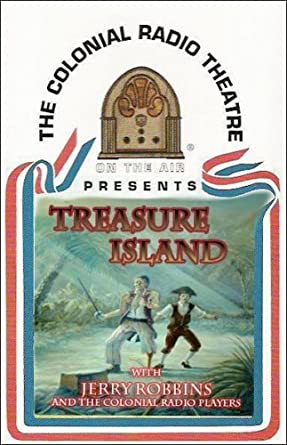 Amazon.com: Treasure Island (Dramatized) (Audible Audio Edition): Full Cast, Robert Louis Stevenson, The Colonial Radio Theatre on Brilliance Audio: Books