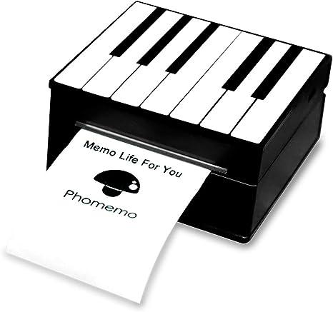 Amazon.com: Phomemo Mini Impresora de bolsillo portátil ...