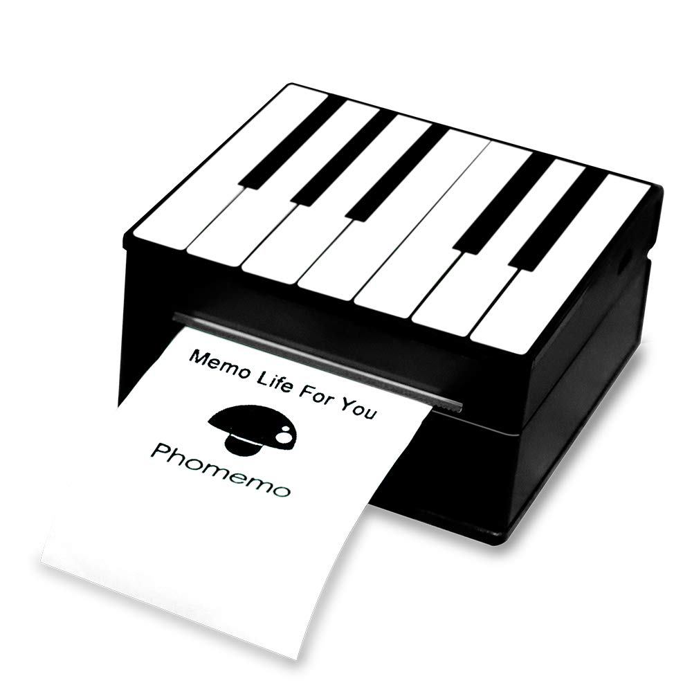 Impresora Portatil Bluetooth Phomemo Estilo Piano