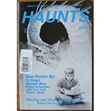 Haunts #29 (Tales of Unexpected Horror and the Supernatural, Musing and Meandering Special)