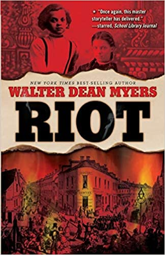 Riot: Walter Dean Myers: 9781606842096: Amazon com: Books
