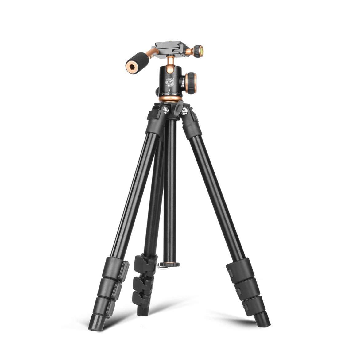 旅行 三脚 キヤノンソニーニコンなどのカメラ機器用カメラスタンド10126cm(推奨耐荷重35kgブラック)   B07R17T4FT