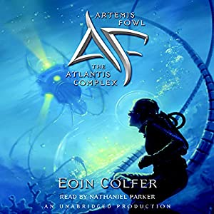 The Atlantis Complex Audiobook