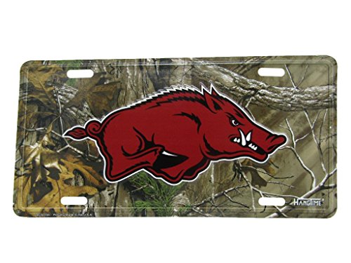 (Arkansas Razorbacks Pigs Realtree Camouflage 6