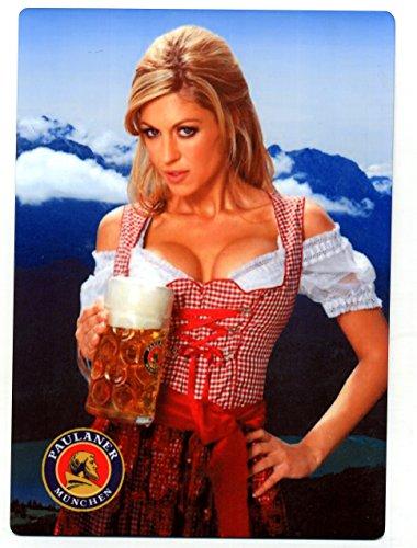 paulaner-bier-sexy-blonde-german-girl-metal-beer-sign-oktoberfest