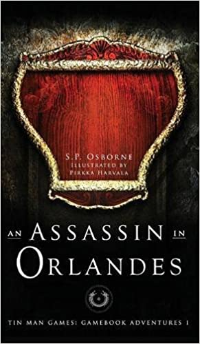 An Assassin In Orlandes Snowbooks Adventure Gamebooks Amazon