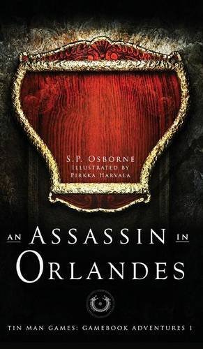 An Assassin in Orlandes (Gamebook Adventures) by Snowbooks Ltd