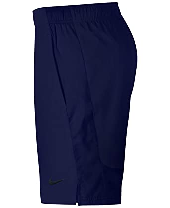 d23955f84d59 Nike Men s Big and Tall Flex Running Training Shorts (Blue Void Black