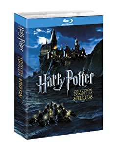 Harry Potter: Colección Completa Box Set [Blu-ray]