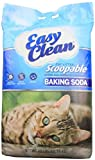 Pestell Pet Products Easy Clean Scoopable Litter with Baking Soda - 40-Pound Bag