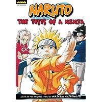 The Tests of a Ninja (Naruto Chapter Book, Vol. 2)