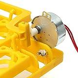 New 55 Eggs Turner Chicken Quail Egg Automatic Tray For Incubator 220V AC Motor