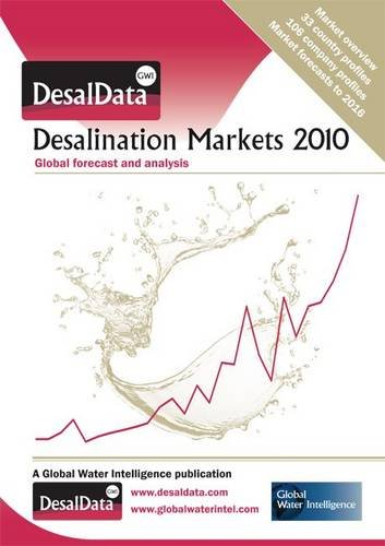 Desalination Markets 2010: Global Forecast and Analysis