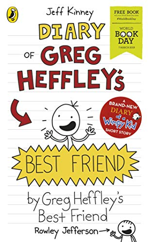 Diary of Greg Heffley's Best Friend: World Book Day 2019 (Diary of a Wimpy Kid) (Best Friends Day 2019)