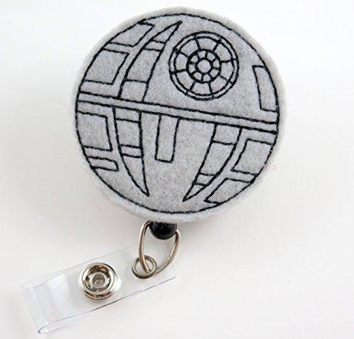 Star Retractable Badge Holder - 6