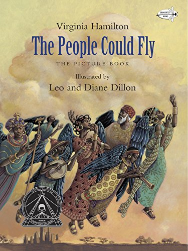 Books : The People Could Fly: The Picture Book