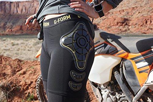 Short Femme Noir De jaune Gform x Protection Pro YqFYXvE