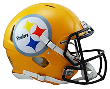 Riddell Revolution Original Casco - NFL Pittsburgh Steelers: Amazon.es: Deportes y aire libre