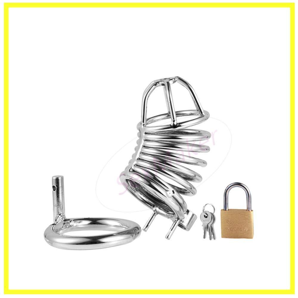 Una jaula con un anillo de retención - entrenamiento de ...