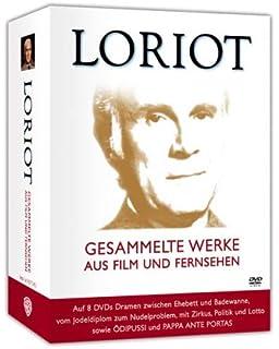 Loriot   Gesammelte Werke Aus Film Und Fernsehen (neu) [8 DVDs]