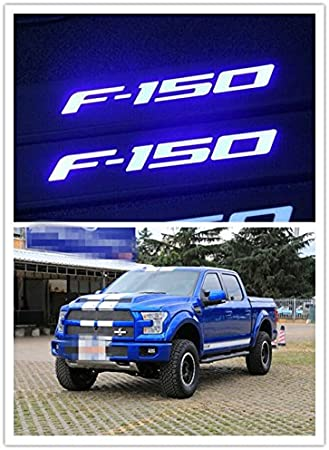 Blue Color LED Highitem Pair LED Light Illuminated Door Sill Scuff Plate Cover for GM Chevy Chevrolet Camaro 2010 2011 2012 2013 2014 2015