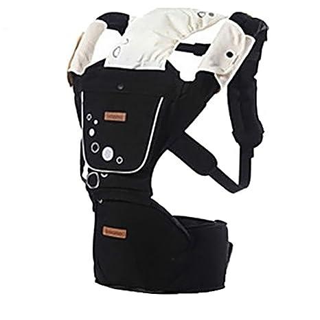 Carrito de bebé perfecto mochila con 4 posiciones de transporte y ...