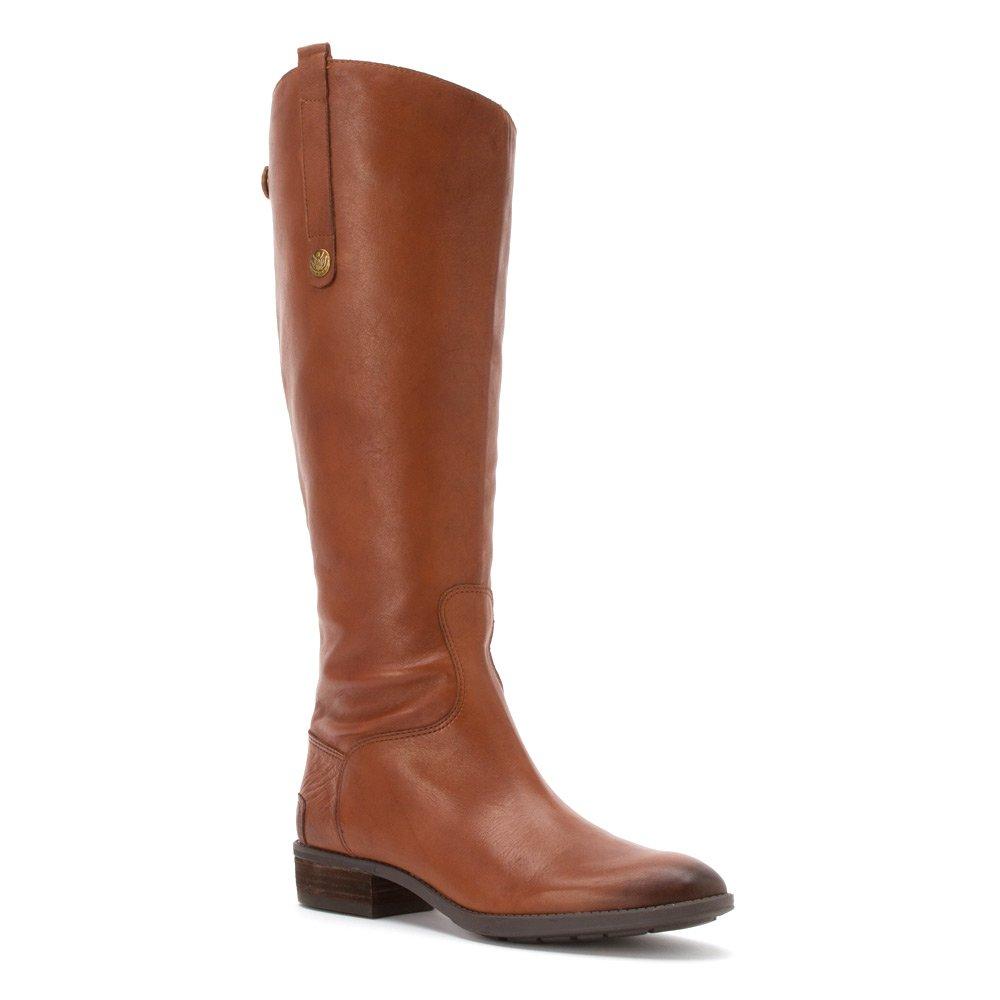 Sam Edelman Women's Penny 2 Wide-Shaft Riding Boot B00G1INVUQ 12 B(M) US Whiskey