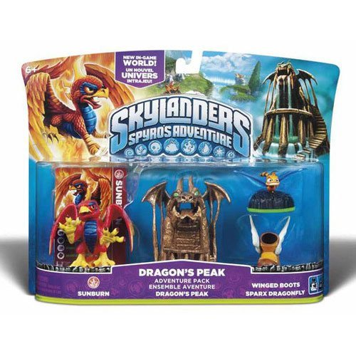 (Skylanders Spyro's Adventure Pack: Dragon's Peak)
