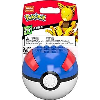 Mega Construx Pokémon Abra, Multicolor